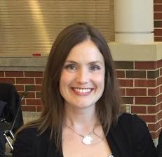 Headshot of Anne Hudak